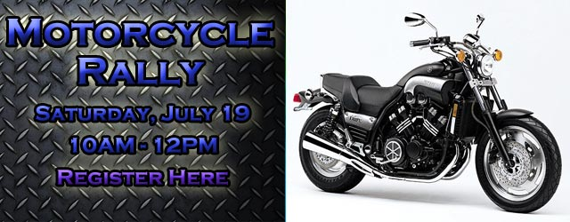 In conjunction with our annual community day, we will be holding a motorcycle rally.  Meet at the church at 10am and we will leave by 10:30.  We will ride for […]